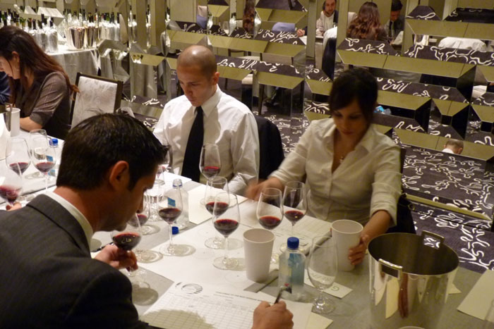 2nd Challenge to the best spannish wines for USA